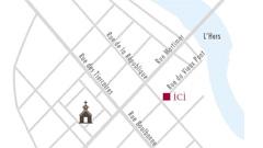 Nous contacter - Hôtel du vieux Pont **  31 route du vieux pont  09270 Mazères - www.hotelduvieuxpont-mazeres.com